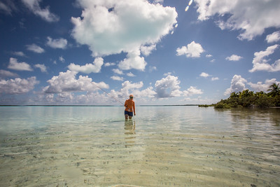 Anaa Atoll, French Polynesia.