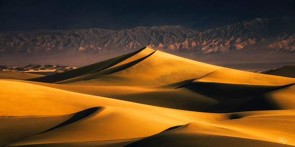 Sand and Badlands