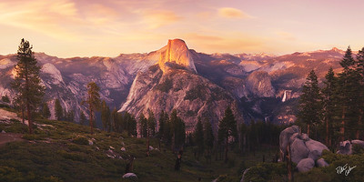Eyes Over Yosemite