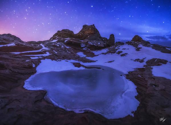 Mars on Ice