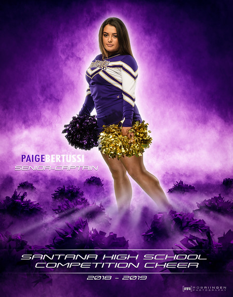 Dream Team Cheer Main Template