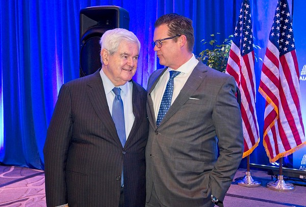 2019 AIADA Washinton Fly-In - Newt Gingrich