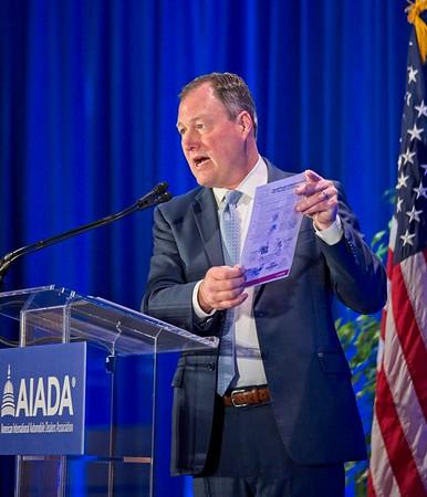 2019 AIADA Washinton Fly-In - Cody Lusk AIADA CEO