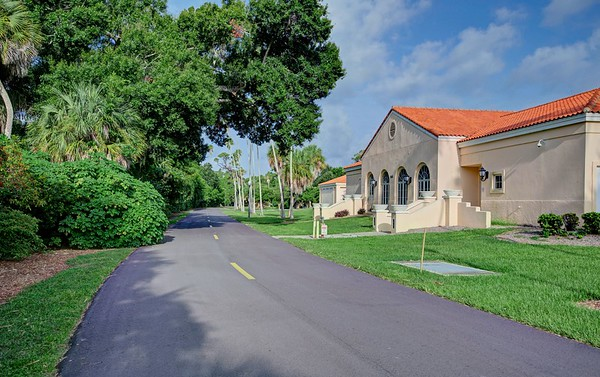 Caples Mansion project at New College of Florida