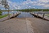 BGE - Manatee Rowing shed and boat ramp