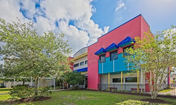 Halfacre - Venice YMCA SKY Academy project.