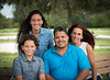 Mom and Dad Lance and Elsa Pastrana with kids Lance 12 and Elsa 16 Pastrana - Bravo Cleaning