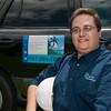 "Carotti Engineering LLC Renato ""Ren"" Carotti outside of one of his projects."