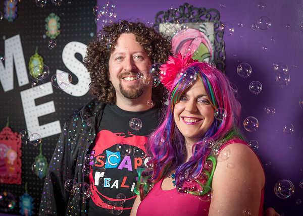 Michael Katzman and Suzan Ponte - Owners of Escape Reality