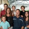 Freash Coat Painting - Family photo: the Taraska's<br /> <br /> Jake 17<br /> Jack 9<br /> Allison<br /> Dani 11<br /> Bob<br /> Chase 9<br /> Cory 17