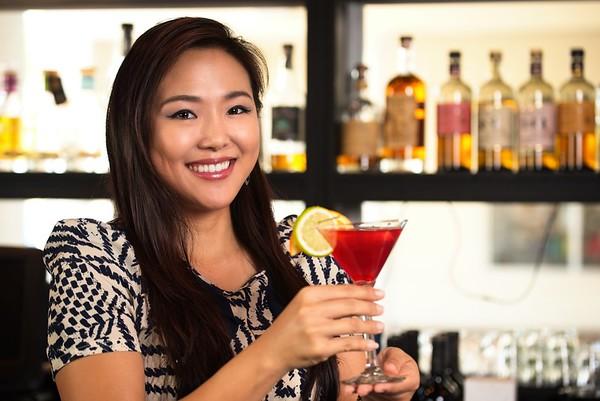 Hometown News - Hana Sushi Lounge Jane Dokko (owner)
