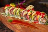 Hometown News - Hana Sushi Lounge Jane Dokko (owner) - Tsunami Roll