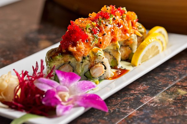 Hometown News - Hana Sushi Lounge Jane Dokko (owner) - Hana Lobster