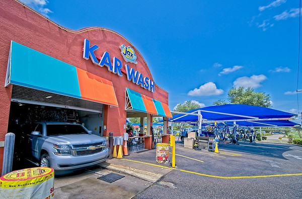 Photo by: Mark M. Odell credit: OdellPhotos.com - Jax Car Wash -