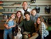 Hometown News - Life Pharmacy with owning family Megan and Jeremy Schroeder and kids Alex 15, Shannon 11, Luke 9, Annie 7, and Hoover