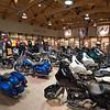 Manatee River Harley Davidson showroom