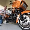 Scott Kessler, General Manager of Manatee River Harley Davidson off of SR64