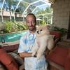 John Falk Mr. Watchdog (with Kenny)