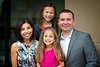 Hometown NEws - Pyhsical Therapy - Jonathan Mullis and family - wife Sonia Sophia 6yrs and Isabella age 10