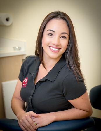 Daniela - front office coordinator