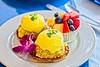 Hometown News - The Breakfast Cotage - Food pix - Crabcake Benedict