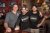 Wolves Head Restaurant Owner John Breiner - John is on the left with Jon Garafalo Pizza Chef & Brendan Limbaugh Chef