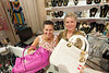 Barb Smith (owner) and Dolly Gianni (Manager)