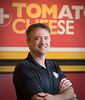 Dave Williams Pres and owner of the Tom+Chee on University  near Home Depot