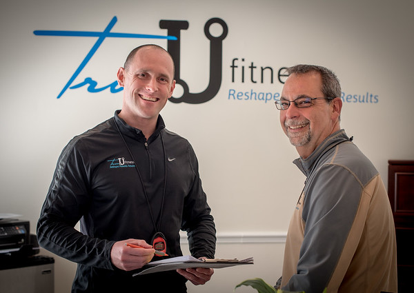 True Fitness - Joe Muscatell and Keith Jobin both are certified personal trainers and business partners