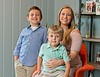 Hometown News - CBD Bradenton and Lakewood Ranch - Owners and Family members - Rachael Quinn and her two kids Marcus 7 and Luca 5yrs