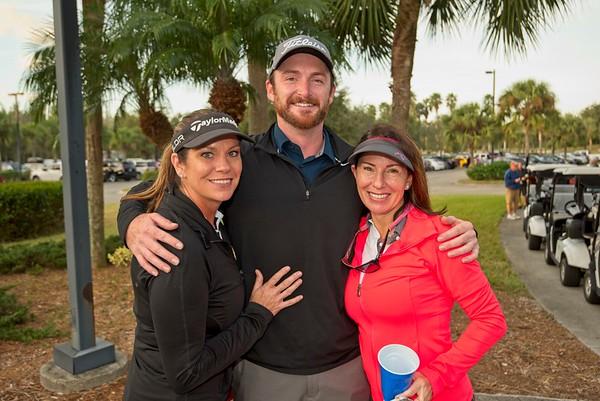 Mannasota Podiatric Medical Association Golf Tournament to raise money for the Juvenile Diabetes Research Foundation on December 8 2018 at Heritage Harbour golf club