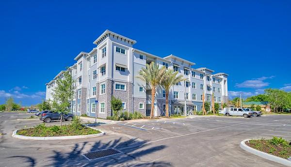NDC Construction Arbor Village apartments