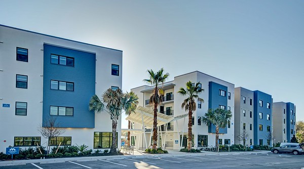 NDC Site visits Sabal Place and Claremont