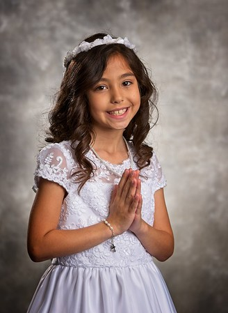 05May2018 Our Lady of the Angels 1st Holy Communion in the new church
