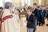 Our Lady of the Angels 2019 First Holy  Communion.