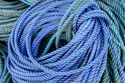 Fishing Rope Pattern