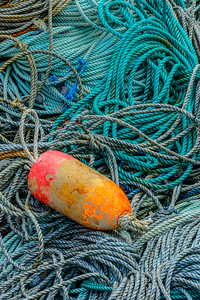 Fishing Ropes and Buoy