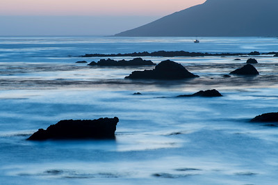 Seascape at Twilight