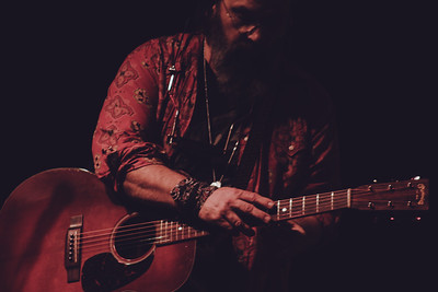 American Singer & Songwriter, Steve Earle