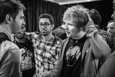 Ed Sheeran / 2012