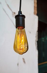 Decorative Edison style