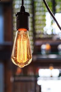 Interior lighting decoration