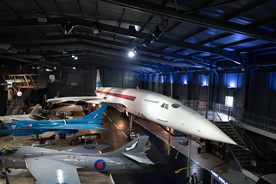 Fleet Air Arm Museum -  Concorde