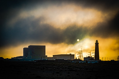 Dungeness Nuclear Power Station UK