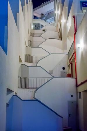 Stairs, Clube Praia da Oura