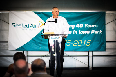 Fort Collins, Colorado Event Photographer | Sealed Air Company Party & 40th Anniversary ft. CEO Jerome Peribere Wichita Falls, TX