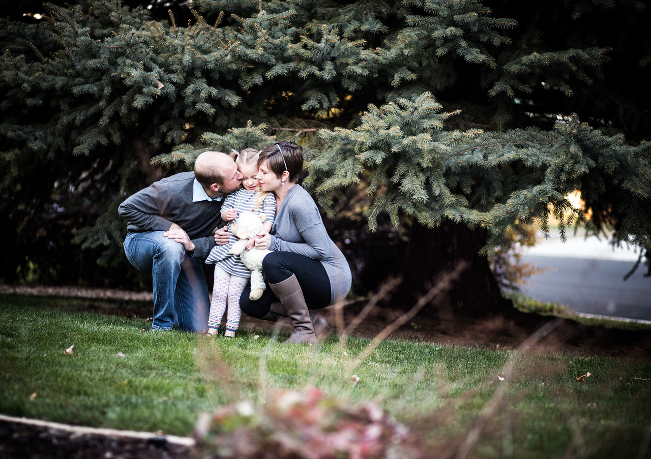 The Bondurant Family - Round 2! | Fort Collins, CO Family Portraits Photographer