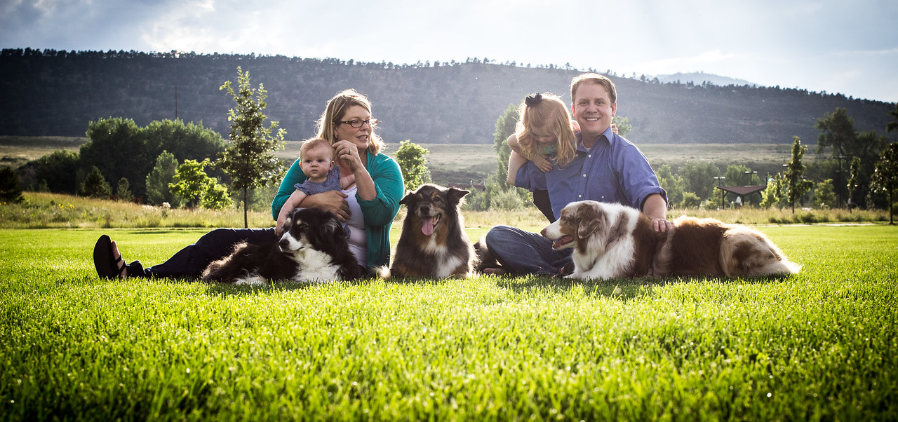 Fogel Family | Fort Collins, CO Family Portraits Photographer