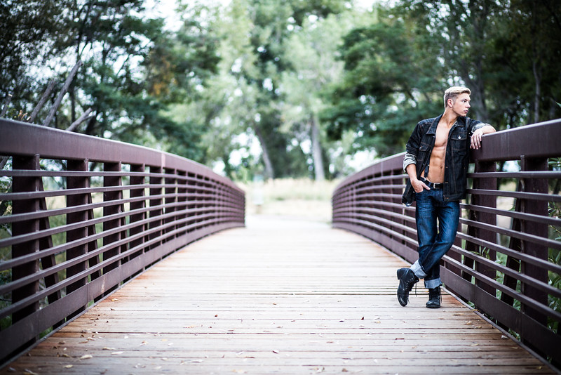 Fort Collins, Northern Colorado Model Photographer | Devon Asiago Fish