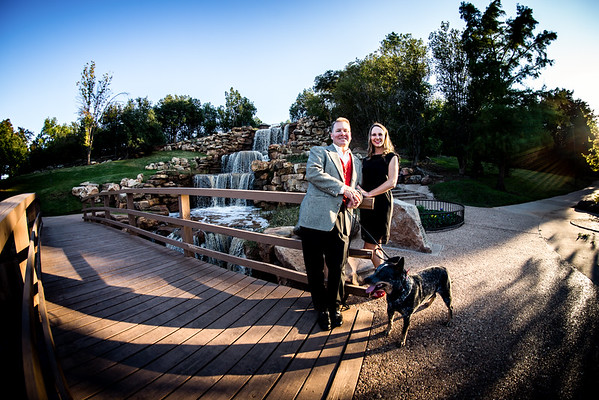 Couples Holiday Portraits | Fort Collins, CO Photographer'